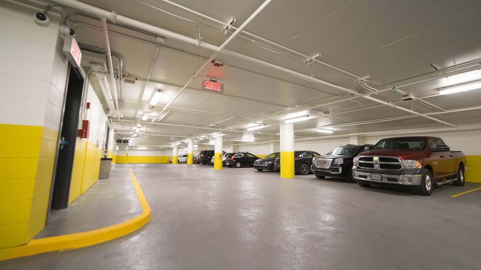 24h Indoor Parking